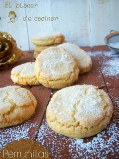 Cooking With Cast Iron Biscotti Cookies, Cupcake Cookies, Cupcakes, Beignets, Mexican Food Recipes, Cookie Recipes, Cooking Yellow Squash, Cook Fresh Spinach, Mexican Bakery