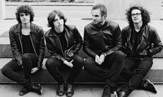 Welsh 4 piece Catfish And The Bottlemen signed to Commu…