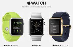 Las Reservas del Apple Watch Llegarían a España el 8 de Mayo