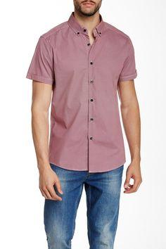 Caviar Dot Short Sleeve Shirt