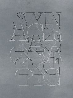marcello buselli - typo/graphic posters