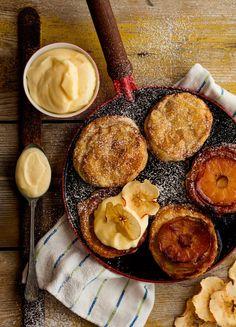 Kuivatuista omenaviipaleista saat kauniita - ja herkullisia - koristeita.