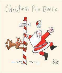 santa-pole-dance.jpg (441×520)