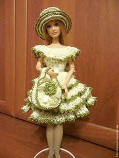 Одежда для кукол ручной работы. Ярмарка Мастеров - ручная работа. Купить  Дыхание весны. 0e3aee04892