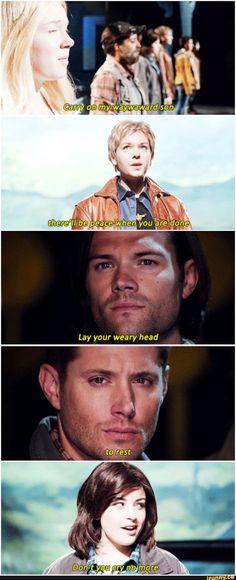 Sam and Dean, 10x05 Fan Fiction