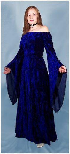 medival dresses | Medieval Bridesmaids' Dresses At Your Castle Wedding Venue