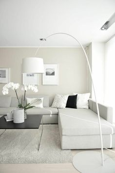 elegant home decor ideas for the living room decor living design trend . elegant home decor ideas for the living room decor living design trend . Modern Minimalist Living Room, Living Room Modern, Living Room Interior, Home Living Room, Living Room Designs, Small Living, Apartment Living, Apartment Ideas, Living Room Lamps