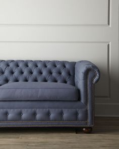 """Trixie"" Sofa by Old Hickory Tannery at Horchow."