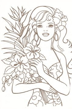 152 Best Coloring Barbie Images Barbie Coloring Pages Coloring