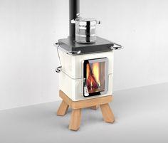 Keramikkaminöfen | Kaminöfen | Cookin Stack | La Castellamonte. Check it out on Architonic