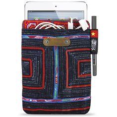 Ethnotek Bags | Vietnam 6 Dep Sleeve for iPad