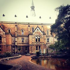 The University of Adelaide in Adelaide, SA