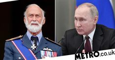 The claims were made as part of an undercover investigation. Prince Michael Of Kent, Feel Good Stories, Marquess, Vladimir Putin, Undercover, Cousins, Investigations, Other People, Presidents