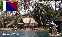 QSL NBC Milne Bay, Papua New Guinea