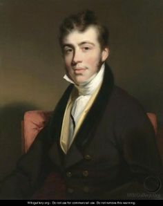 Portrait Of A Gentleman 4 - George Chinnery
