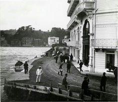 Tokatlıyan Oteli -Tarabya 1903 ( IFEA)
