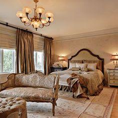 traditional - bedroom - phoenix - Van H. Robinson