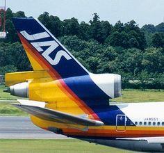 Japan Air System (JAS) DC-10