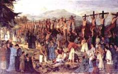 THE MARTYRS OF JAPAN  (5 FEBRUARY 1597)