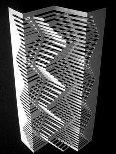 elod beregszaszi | 3 spine concertina.