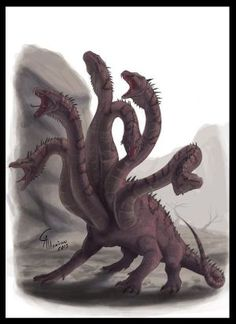 hydra mythology meaning for cereal