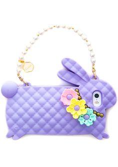 Originalis Factory Miss Rabbit iPhone 5 Case | Dolls Kill