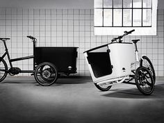butchers + bicycles releases the mk1 tilt-action cargo trike