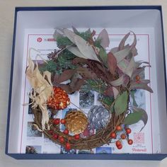 Pinterest Japanさんから、こんな可愛いプレゼントが届きました❗ #Pintrest  #ピンタレスト #リース  #クリスマス