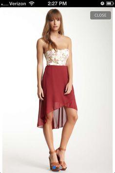 Hautelook dress