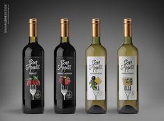 Bon Appetit on Packaging of the World - Creative Package Design Gallery #taninotanino #vinosmaximum