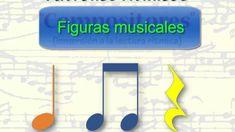 Patrones rítmicos para niños con figuras musicales