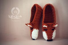 Ravelry: WilloWWorksByJen's Foxy Feet