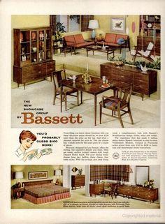 99 best vintage furniture ads images in 2019 mid century decor rh pinterest com