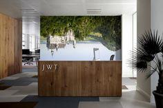 JWT Amsterdam Office by Alrik Koudenburg and RJW Elsinga