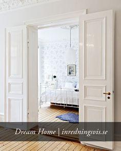 My Dream Home http://inredningsvis.se/dagens-decorcrush-och-mitt-dromhem/