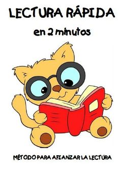 Método para afianzar la lectura: Lectura rápida en 2 minutos - http://materialeducativo.org/metodo-para-afianzar-la-lectura-lectura-rapida-en-2-minutos/