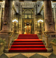 Splurge for at least one day and stay at the historic Plaza Hotel. The hotel's prime location, within walking distance of Tiffany's, might provide you with a little romantic inspiration. hotel41nyc.com