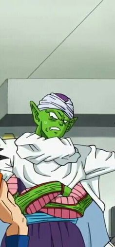 Piccolo's face when Bulma is pounding Jaco XD #PrinceVegeta ( Hannah )