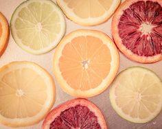 Summer Citrus   Fine Art Food Photograph   Oranges, Lemons, Blood Oranges, Limes  Home Decor, Kitchen Decor, Fruit Art, Home Art  #etsy, #fpoe