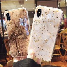 Phone Case For iPhone 11 pro Max Luxury Bling Gold Foil Marble Glitter Ipod Touch Cases, Bling Phone Cases, Iphone Phone Cases, Phone Covers, Iphone 8 Plus, Iphone 11, Marble Iphone Case, Marble Case, Phone Shop