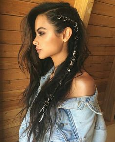 Hairstyles that men find irresistible – love hair – Hair Style Braided Hairstyles, Cool Hairstyles, Pirate Hairstyles, Halloween Hairstyles, Bohemian Hairstyles, Summer Hairstyles, Evening Hairstyles, Layered Hairstyles, Rocker Hairstyles