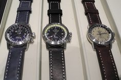 More novelties you find on www.glycine-watch.ch