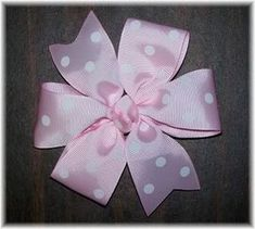 How To Make Hairbows!!!