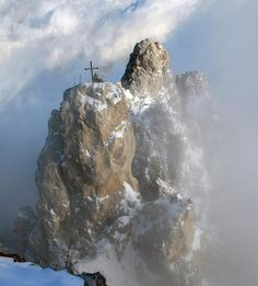 Ai-Petri mountain, Ukraine