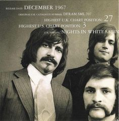The Moody Blues - Days Of Future Passed Days Of Future Passed, Psychedelic Bands, Justin Hayward, Nights In White Satin, Moody Blues, Progressive Rock, British Invasion, Rock Posters, Blue Band