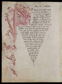 Université de Basel, AN II 3, p. 111v –1460-1567