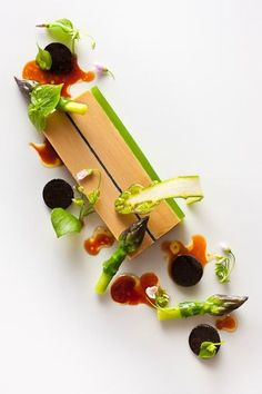foie gras #plating #presentation