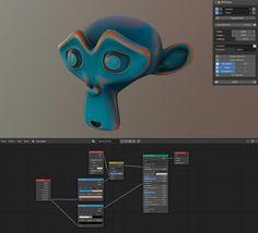 Blender Mega Thread - Page 87 — polycount Blender 3d, Blender Models, 3d Model Character, Game Character Design, Character Concept, 3d Modellierung, Animation Stop Motion, Robot Technology, Blender Tutorial