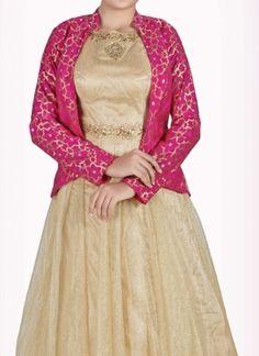 Lovely Art Silk Cut Dana Anarkali Suit