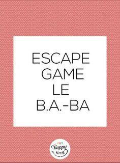Les fondamentaux de l'Escape Game détaillés par Happy Kits